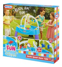 Little Tikes speeltafel Battle Splash Water Table-Rechterzijde