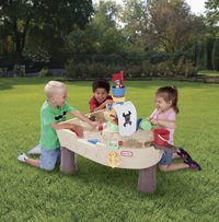 Little Tikes table de jeu Bateau pirate-Image 2