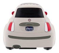 Chicco auto RC Fiat 500 Sport-Achteraanzicht