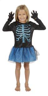 Déguisement de squelette taille 146-Image 1