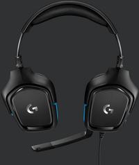 Logitech casque-micro G432 Wired-Détail de l'article