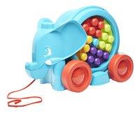 Mega Bloks Elephant Parade blauw-Artikeldetail