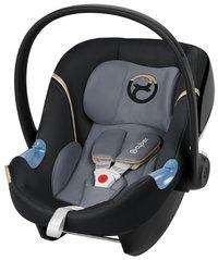 Cybex Siège-auto portable Aton M Groupe 0+ graphite black