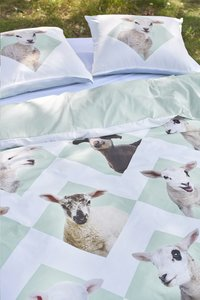 Covers & Co Dekbedovertrek Lamsy katoen 200 x 220 cm-Afbeelding 1