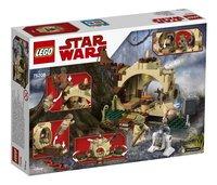 LEGO Star Wars 75208 Yoda's hut-Achteraanzicht
