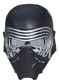 Masque Star Wars modulateur vocal Kylo Ren-Avant