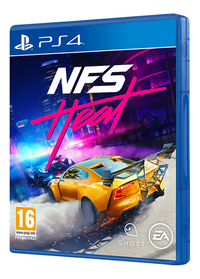 PS4 Need for Speed Heat FR/ANG-commercieel beeld