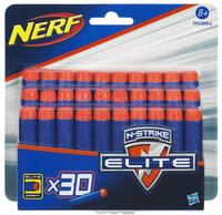 Nerf 30 pijltjes Elite Refill