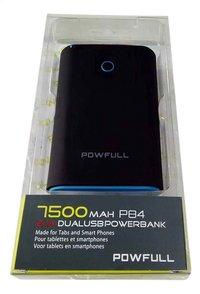 Powfull Dual USB Powerbank 7500 mAH P84