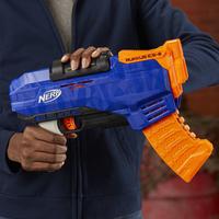 Hasbro Blaster Nerf N-strike Elite Rukkus ICS-8-Afbeelding 1