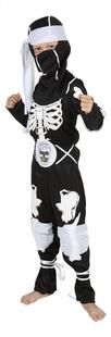 Verkleedpak Skull Ninja maat 128-Vooraanzicht