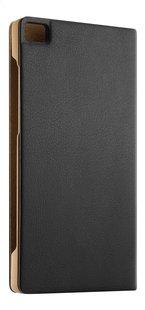 Huawei foliocover P8 Lite noir-Côté gauche