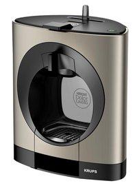 Krups Machine à espresso Dolce Gusto Oblo  KP110T10 titanium-Côté droit