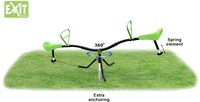 EXIT balançoire Wipwap noir/vert-Détail de l'article