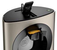 Krups Machine à espresso Dolce Gusto Oblo  KP110T10 titanium-Vue du haut