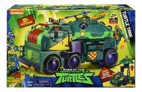 Les Tortues Ninja Turtle Tank 2-in-1 Mobile Ops Unit-Avant