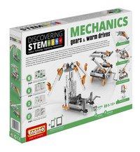 Engino Mechanics Gears & Worm Drives-Côté gauche