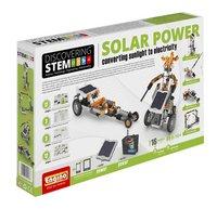 Engino Solar Power-Vooraanzicht