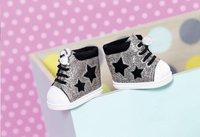 BABY born Trend sneakers zilver-Afbeelding 1