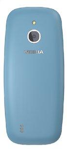 Nokia GSM 3310 3G bleu-Arrière