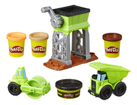 Play-Doh Wheels Le chantier-Avant