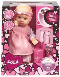 DreamLand poupée souple Lola-Avant