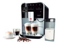 Melitta Volautomatische espressomachine met melkopschuimer Barista Smart T F830-101 zilver/zwart-Afbeelding 3