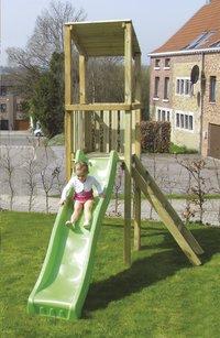 BnB Wood speeltoren Diest