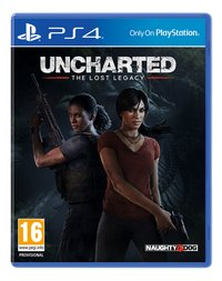 PS4 Uncharted The Lost Legacy ENG/FR