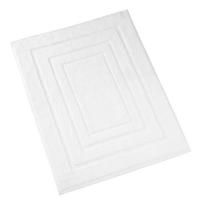De Witte Lietaer badmat 50 x 75 cm Hélène wit