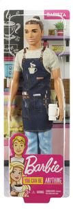 Barbie poupée mannequin  Careers Ken Barista-Avant