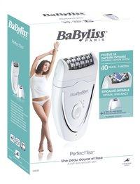 BaByliss Épilateur Perfect'liss G802E-Côté gauche