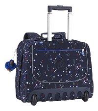 Kipling trolley-boekentas Clas Dallin Galaxy Party 42,5 cm