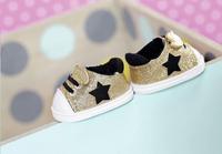 BABY born Trend sneakers goud-Afbeelding 1