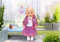 BABY born kledijset City Deluxe - Robot-Afbeelding 2