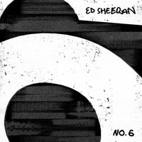 Cd Ed Sheeran - No 6 Collaborations Project-Vooraanzicht