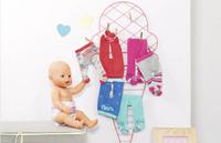 BABY born 2 broekkousen roze-Afbeelding 3