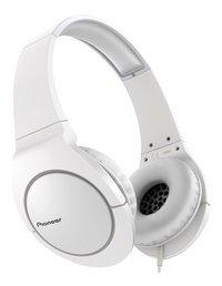 Pioneer hoofdtelefoon SE-MJ741 wit