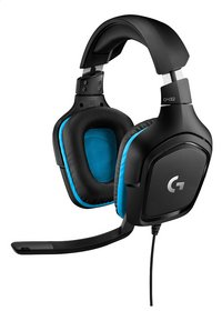 Logitech headset G432 Wired-Rechterzijde