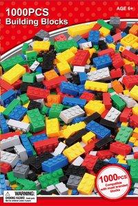 Bloc de construction - 1000 pièces