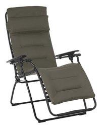 Lafuma Chaise longue Futura Air Comfort taupe-Avant