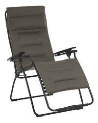 Lafuma Chaise longue Futura XL Air Comfort taupe-Avant