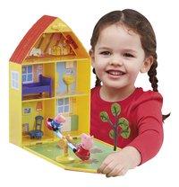 Peppa Pig speelset Peppa's huis en tuin-Afbeelding 1