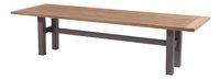 Hartman Tuintafel Yasmani vintage brown/xerix L 300 x B 100 cm-Rechterzijde