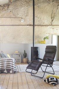 Lafuma Chaise longue Futura Air Comfort taupe-Image 1