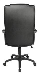 Topstar Chaise de bureau noir-Arrière