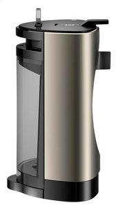 Krups Machine à espresso Dolce Gusto Oblo  KP110T10 titanium-Côté gauche