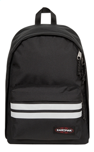 Eastpak rugzak Out of Office Reflective Black-Vooraanzicht