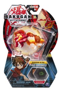 Bakugan Ultra Ball Pack - Pyrus Garganoid-Avant