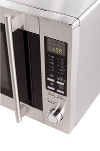 Sharp Micro-ondes combiné R-92STW inox-Détail de l'article